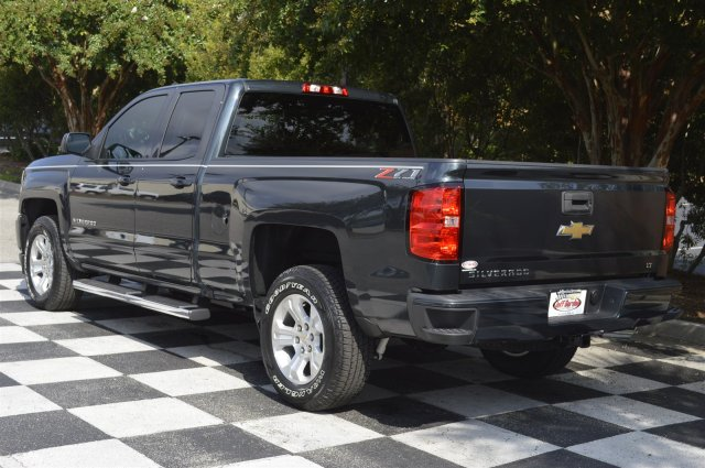 2018 Silverado 1500 Extended Cab 4x4 Pickup #T1103 - photo 5
