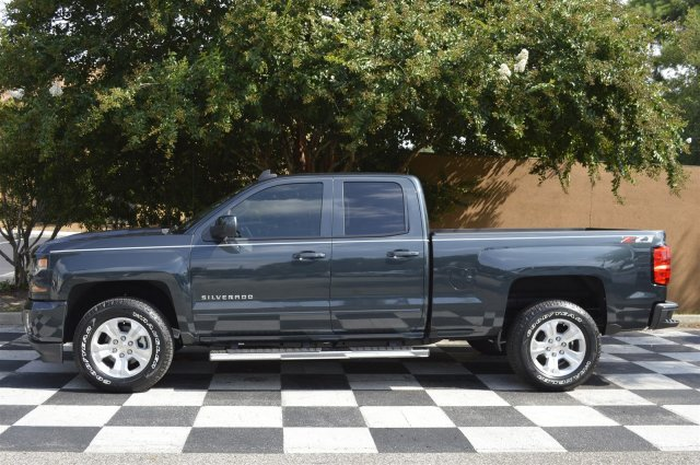 2018 Silverado 1500 Extended Cab 4x4 Pickup #T1103 - photo 7