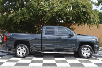 2018 Silverado 1500 Extended Cab 4x4 Pickup #T1103 - photo 8