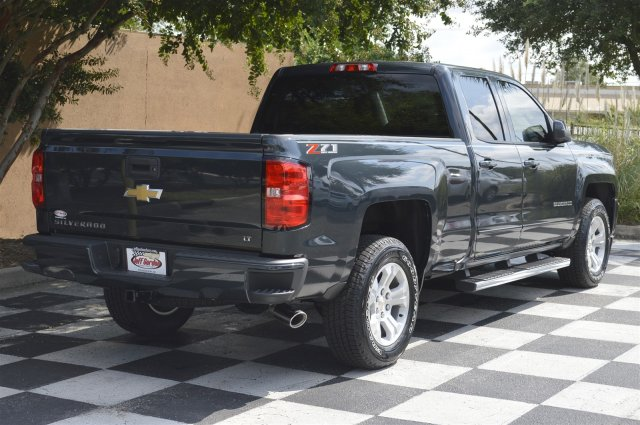 2018 Silverado 1500 Extended Cab 4x4, Pickup #T1104 - photo 2