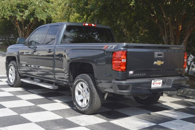 2018 Silverado 1500 Extended Cab 4x4, Pickup #T1104 - photo 5