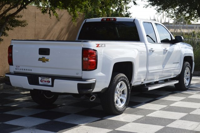 2018 Silverado 1500 Extended Cab 4x4 Pickup #T1107 - photo 2