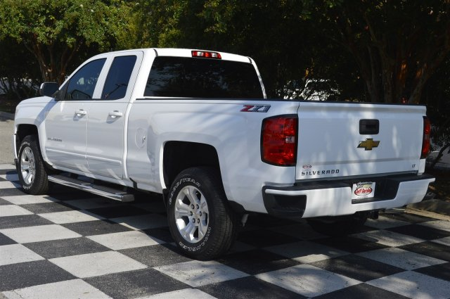 2018 Silverado 1500 Extended Cab 4x4 Pickup #T1107 - photo 5