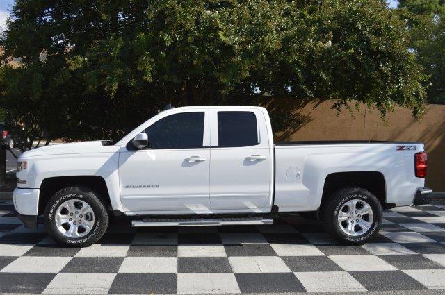2018 Silverado 1500 Extended Cab 4x4 Pickup #T1107 - photo 7