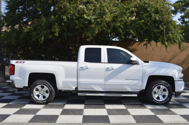 2018 Silverado 1500 Extended Cab 4x4 Pickup #T1107 - photo 8