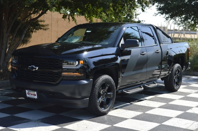 2018 Silverado 1500 Extended Cab 4x4, Pickup #T1108 - photo 3