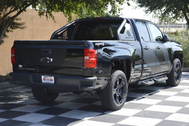 2018 Silverado 1500 Extended Cab 4x4, Pickup #T1108 - photo 2