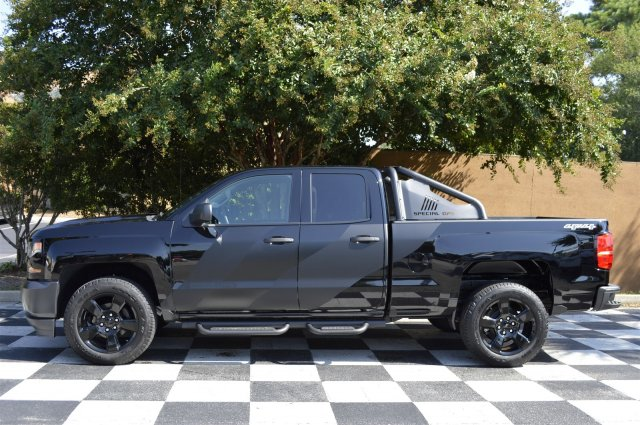 2018 Silverado 1500 Extended Cab 4x4, Pickup #T1108 - photo 7