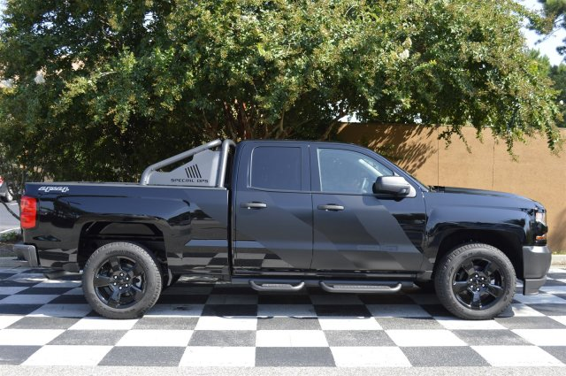 2018 Silverado 1500 Extended Cab 4x4, Pickup #T1108 - photo 8