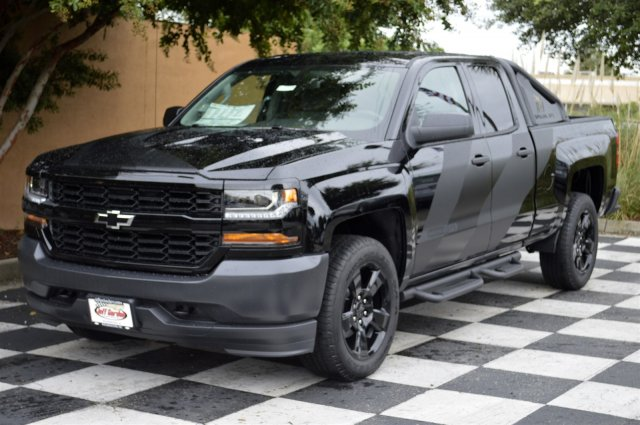 2018 Silverado 1500 Extended Cab 4x4, Pickup #T1114 - photo 3