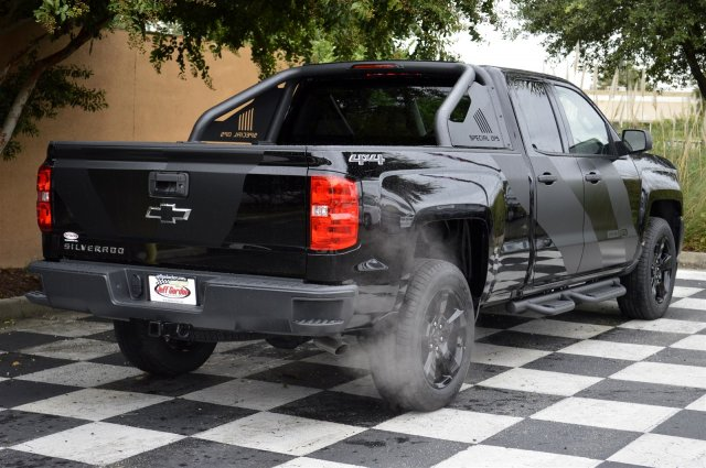 2018 Silverado 1500 Extended Cab 4x4, Pickup #T1114 - photo 2