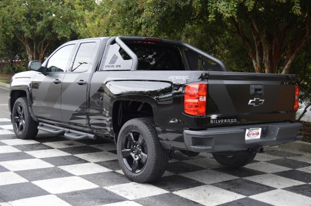 2018 Silverado 1500 Extended Cab 4x4, Pickup #T1114 - photo 5