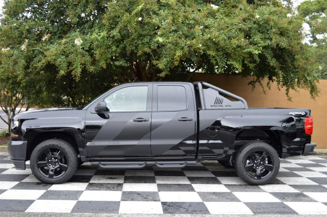 2018 Silverado 1500 Extended Cab 4x4, Pickup #T1114 - photo 7