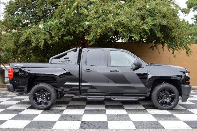2018 Silverado 1500 Extended Cab 4x4, Pickup #T1114 - photo 8