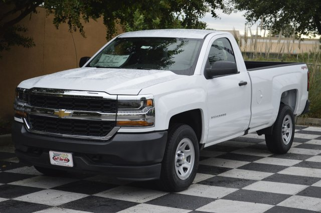 2018 Silverado 1500 Regular Cab 4x4 Pickup #T1115 - photo 3