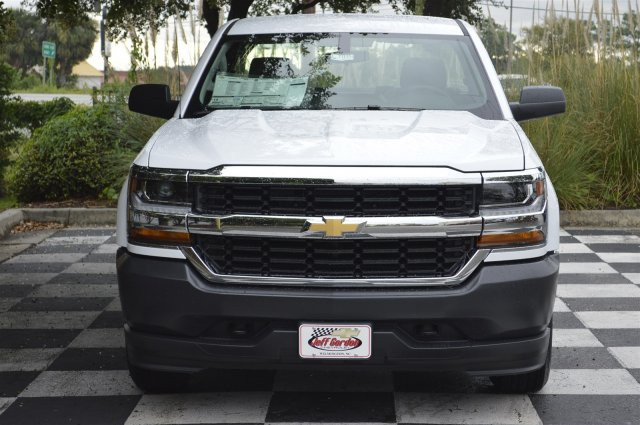 2018 Silverado 1500 Regular Cab 4x4 Pickup #T1115 - photo 4