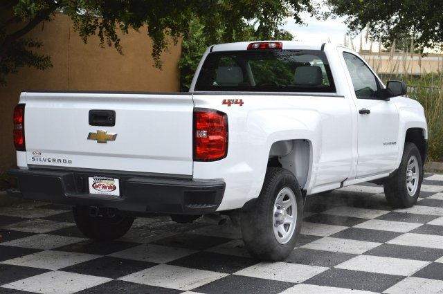2018 Silverado 1500 Regular Cab 4x4 Pickup #T1115 - photo 2