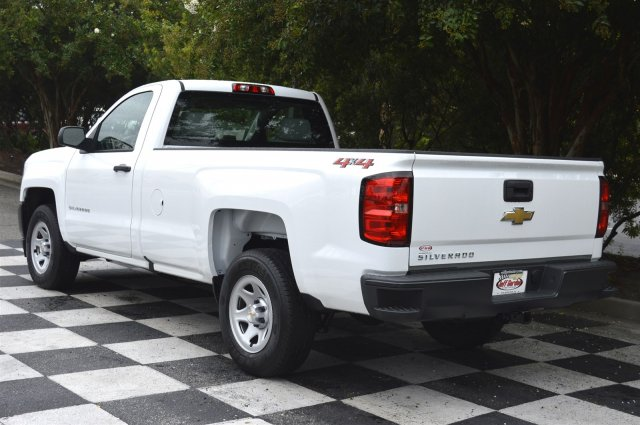 2018 Silverado 1500 Regular Cab 4x4 Pickup #T1115 - photo 5