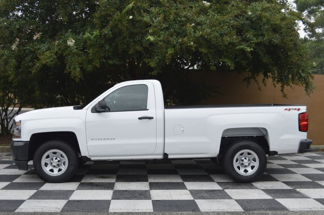 2018 Silverado 1500 Regular Cab 4x4 Pickup #T1115 - photo 7
