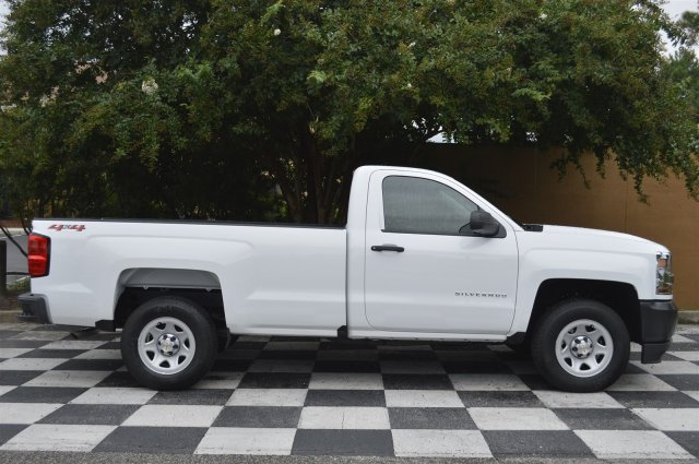 2018 Silverado 1500 Regular Cab 4x4 Pickup #T1115 - photo 8