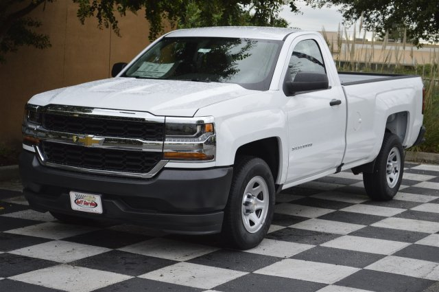 2018 Silverado 1500 Regular Cab, Pickup #T1123 - photo 3