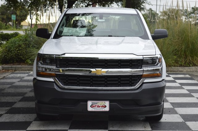 2018 Silverado 1500 Regular Cab, Pickup #T1123 - photo 4