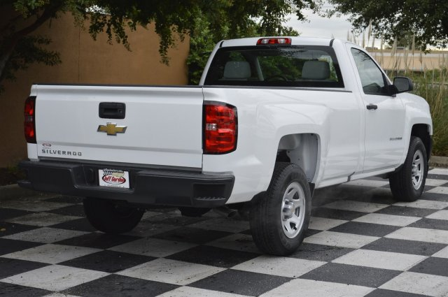 2018 Silverado 1500 Regular Cab, Pickup #T1123 - photo 2