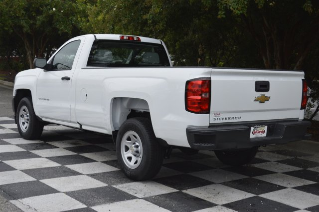 2018 Silverado 1500 Regular Cab Pickup #T1123 - photo 5