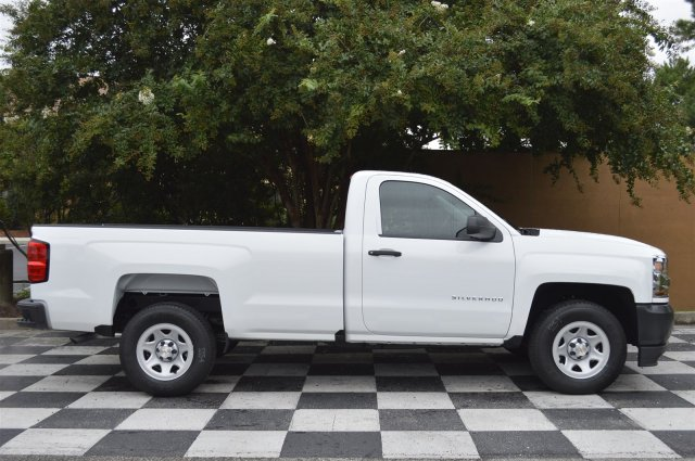 2018 Silverado 1500 Regular Cab, Pickup #T1123 - photo 8