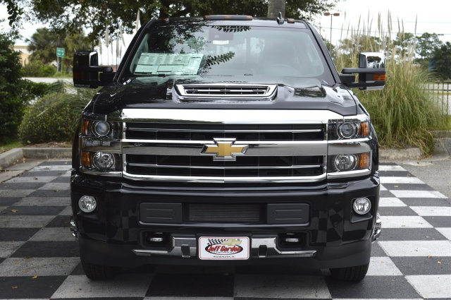 2018 Silverado 3500 Crew Cab 4x4, Pickup #T1157 - photo 4
