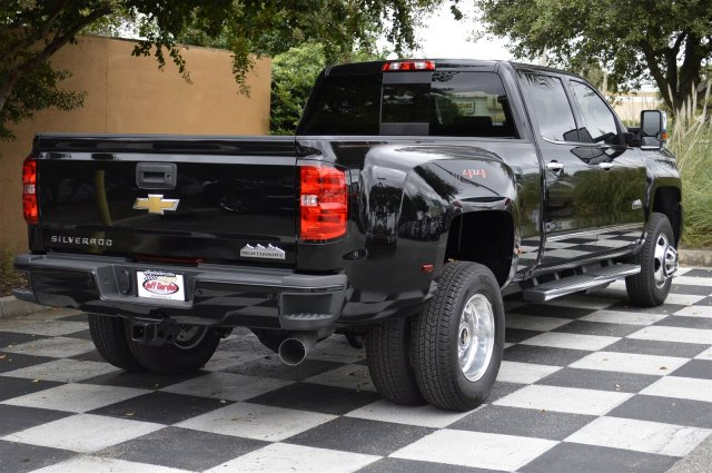 2018 Silverado 3500 Crew Cab 4x4, Pickup #T1157 - photo 2