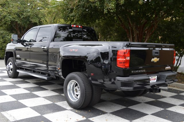 2018 Silverado 3500 Crew Cab 4x4, Pickup #T1157 - photo 5