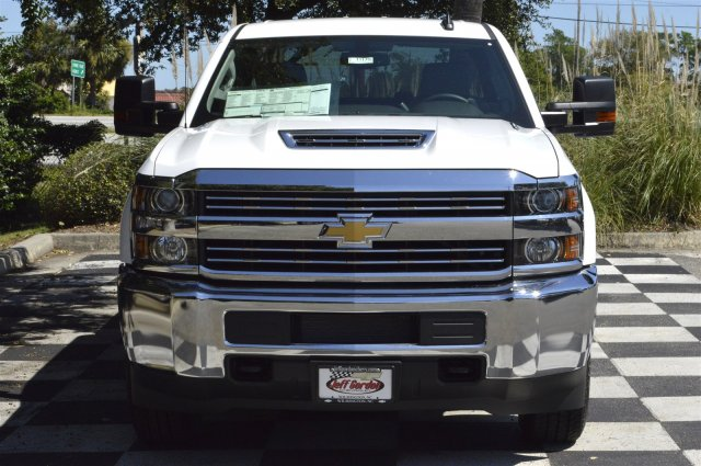 2018 Silverado 2500 Crew Cab 4x4 Pickup #T1175 - photo 4