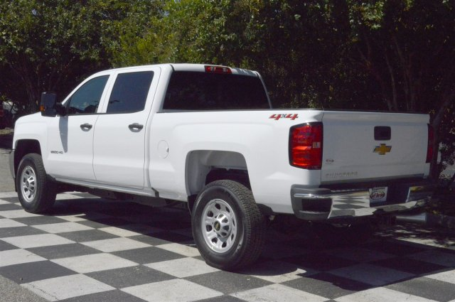 2018 Silverado 2500 Crew Cab 4x4 Pickup #T1175 - photo 5