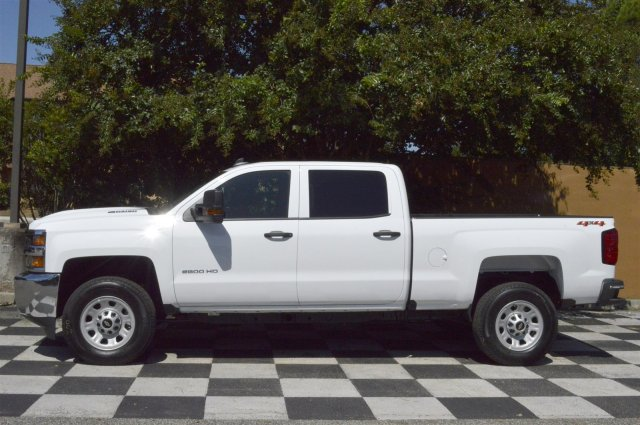 2018 Silverado 2500 Crew Cab 4x4 Pickup #T1175 - photo 7