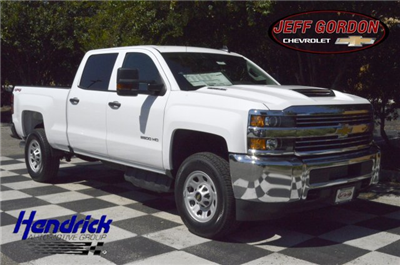 2018 Silverado 2500 Crew Cab 4x4, Pickup #T1175 - photo 1