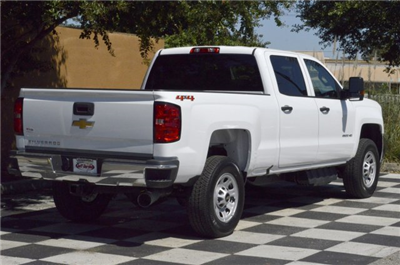 2018 Silverado 2500 Crew Cab 4x4, Pickup #T1175 - photo 2