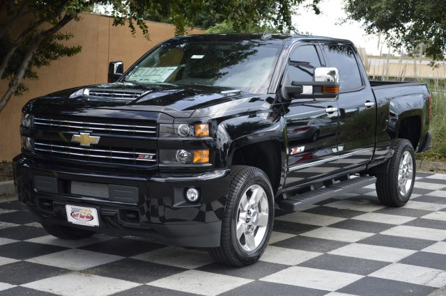 2018 Silverado 2500 Crew Cab 4x4, Pickup #T1177 - photo 3