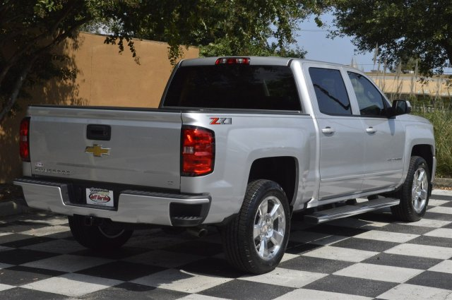 2018 Silverado 1500 Crew Cab 4x4 Pickup #T1198 - photo 2