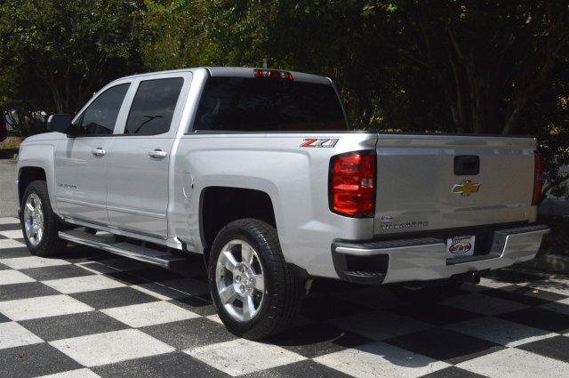 2018 Silverado 1500 Crew Cab 4x4 Pickup #T1198 - photo 5