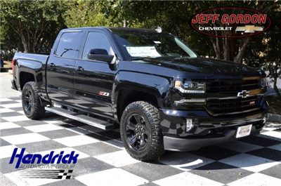 2018 Silverado 1500 Crew Cab 4x4 Pickup #T1225 - photo 1