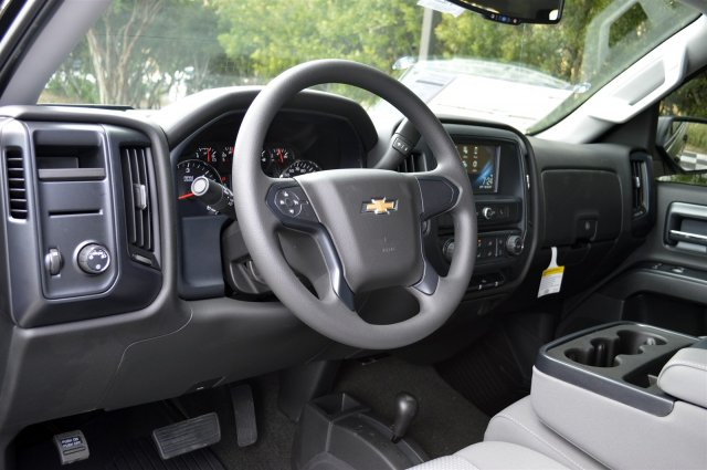 2018 Silverado 1500 Crew Cab 4x4 Pickup #T1226 - photo 10