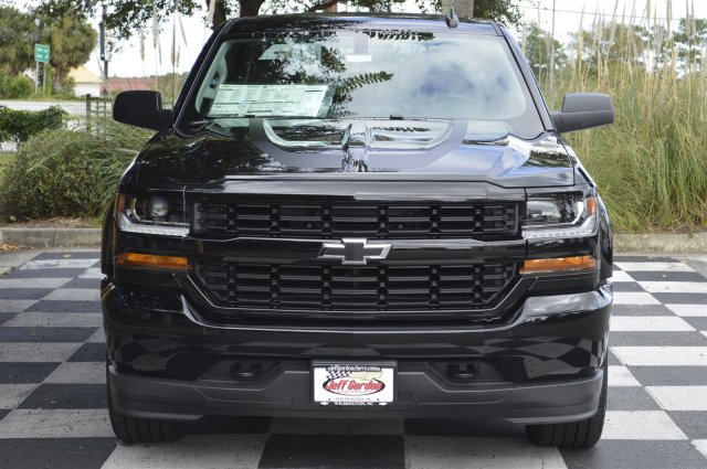 2018 Silverado 1500 Crew Cab 4x4 Pickup #T1226 - photo 4