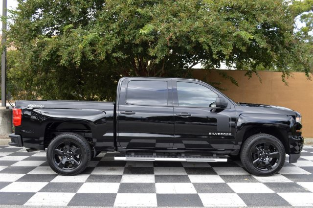 2018 Silverado 1500 Crew Cab 4x4 Pickup #T1226 - photo 8