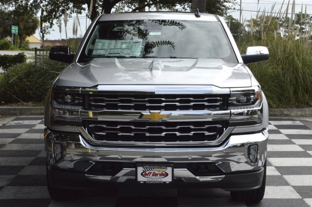 2018 Silverado 1500 Crew Cab 4x4 Pickup #T1231 - photo 4