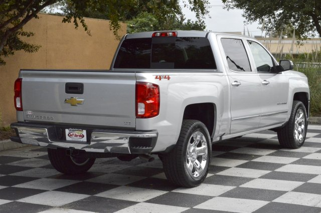 2018 Silverado 1500 Crew Cab 4x4 Pickup #T1231 - photo 2