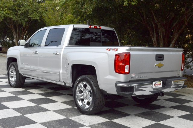 2018 Silverado 1500 Crew Cab 4x4 Pickup #T1231 - photo 5