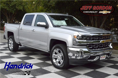 2018 Silverado 1500 Crew Cab 4x4 Pickup #T1231 - photo 1