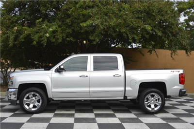 2018 Silverado 1500 Crew Cab 4x4 Pickup #T1231 - photo 7