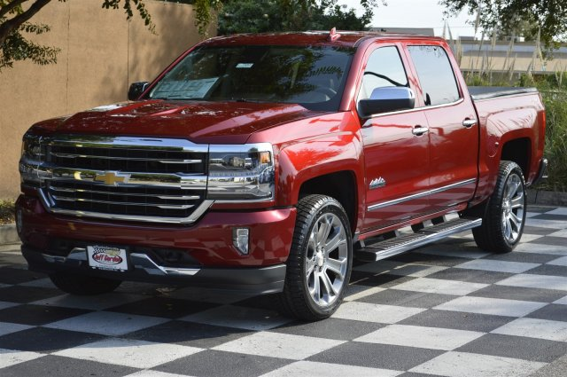 2018 Silverado 1500 Crew Cab 4x4 Pickup #T1241 - photo 3